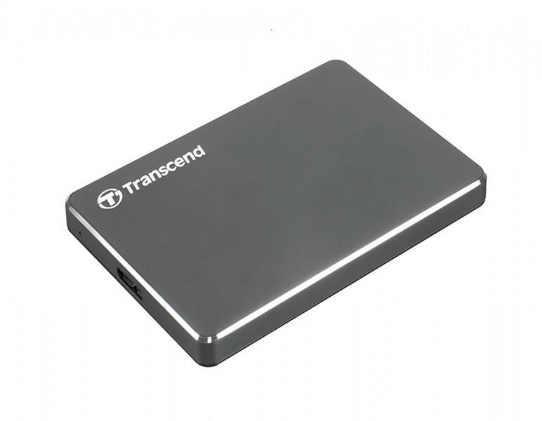 """Ổ cứng HDD Transcend 2TB 25C3N+Box 2.5"""""""