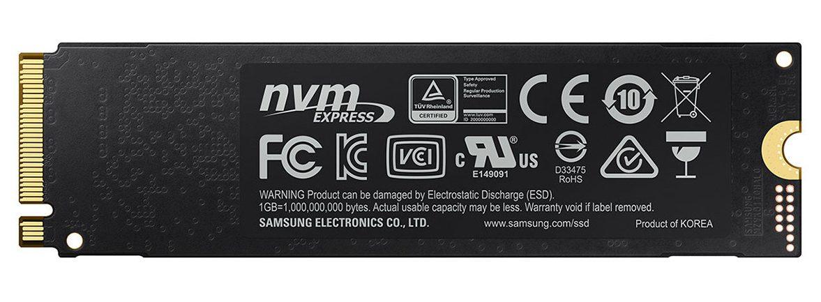 Ổ cứng SSD Samsung 970 PRO 512GB NVMe M.2 (Mz-V7P512BW)