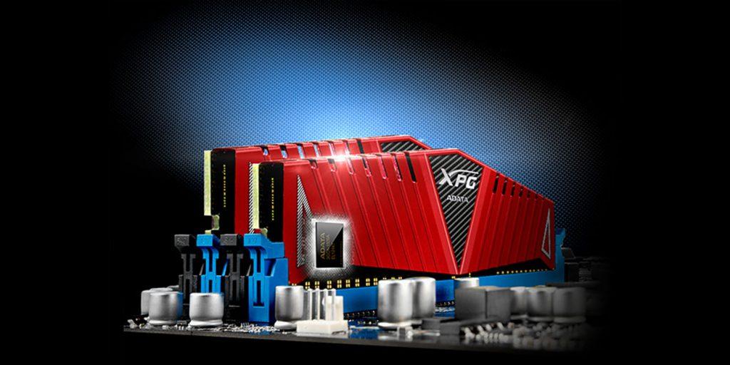 Bộ nhớ DDR4 Adata 8GB (2400) AX4U240038G16-SRZ