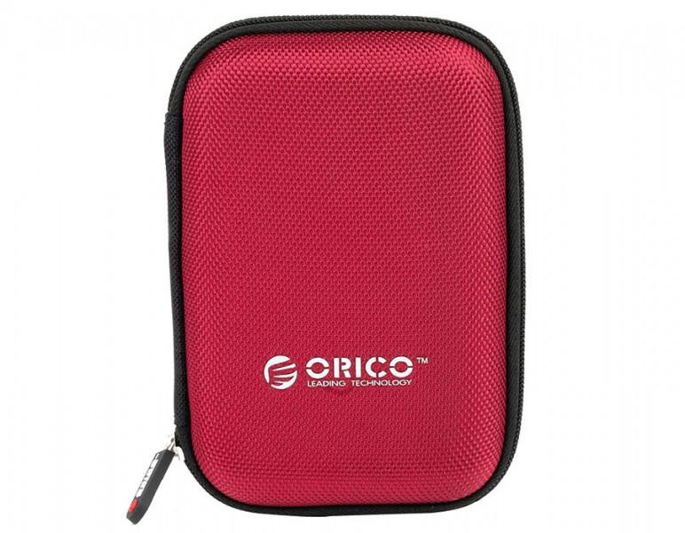 Bao ổ cứng 2.5'' Orico PHD-25 (Đỏ)