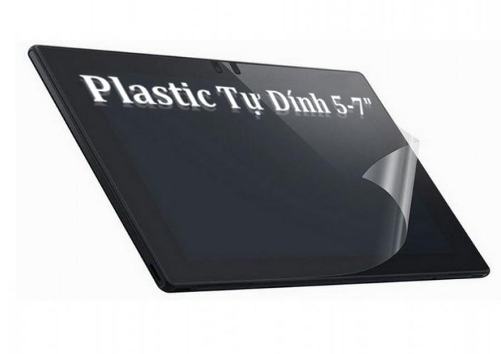 Miếng dán màn hình Plastic tự dính (5.0-7.0'')