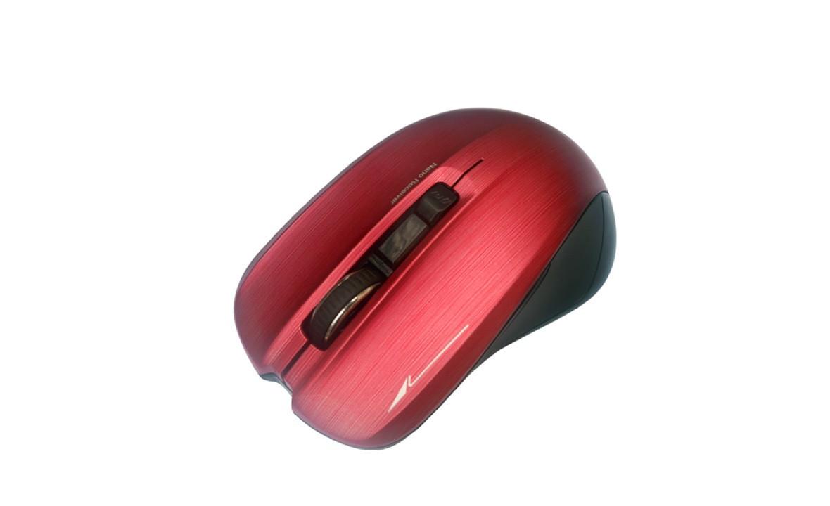 Chuột máy tính Zadez M390 (Đỏ)