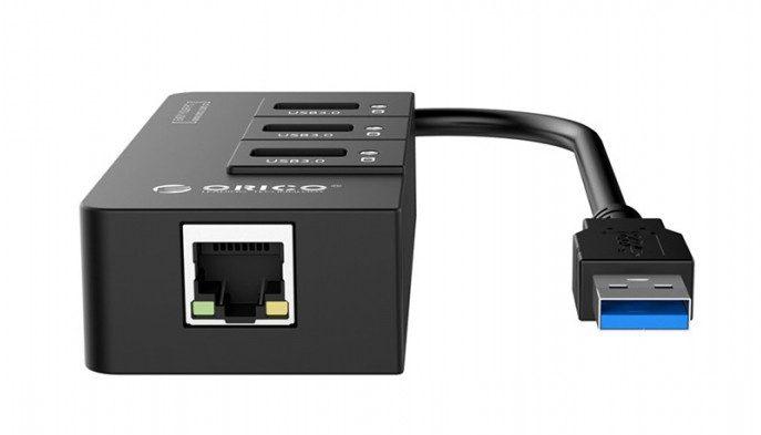 Bộ chia/ Hub USB 3.0 Orico HR01-U3