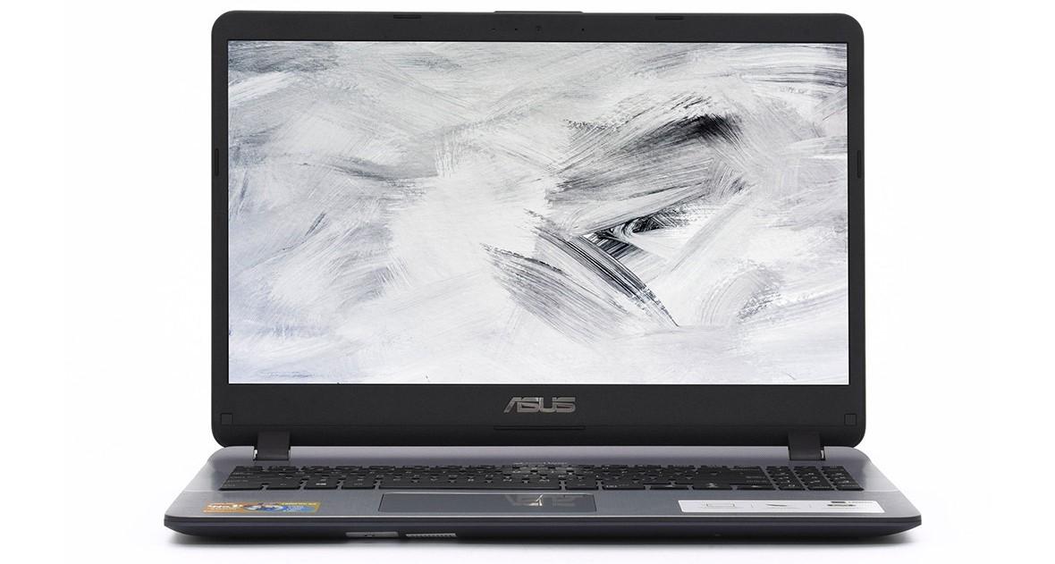 Máy tính xách tay/ Laptop Asus X507UF-EJ078T (i5-8250U) (Xám)
