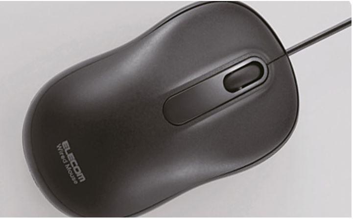 Chuột máy tính Elecom M-Y7URBK