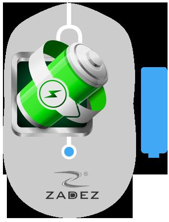 Chuột máy tính Zadez M390