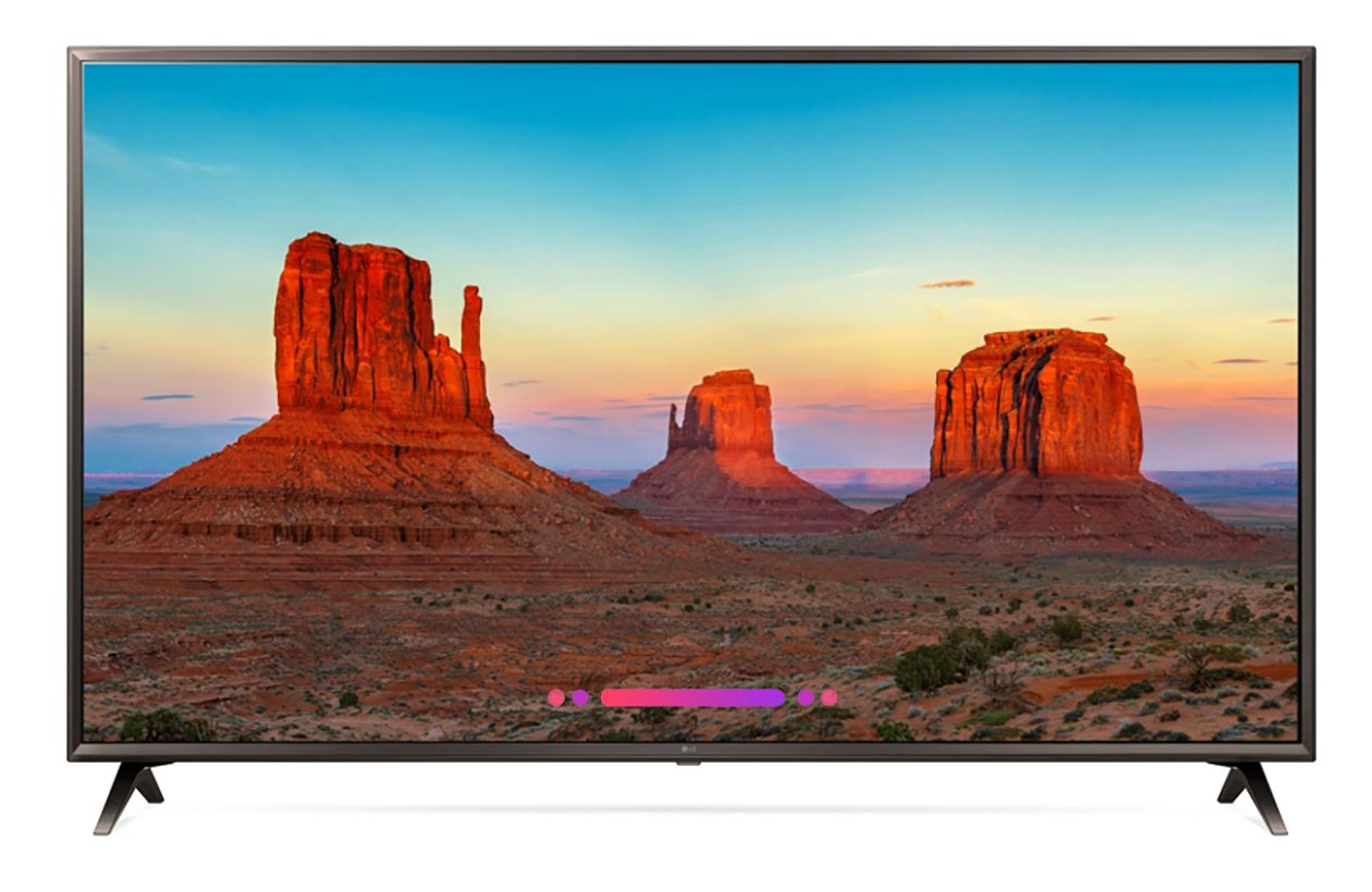 Smart Tivi LG 49 inch 49UK6320PTE