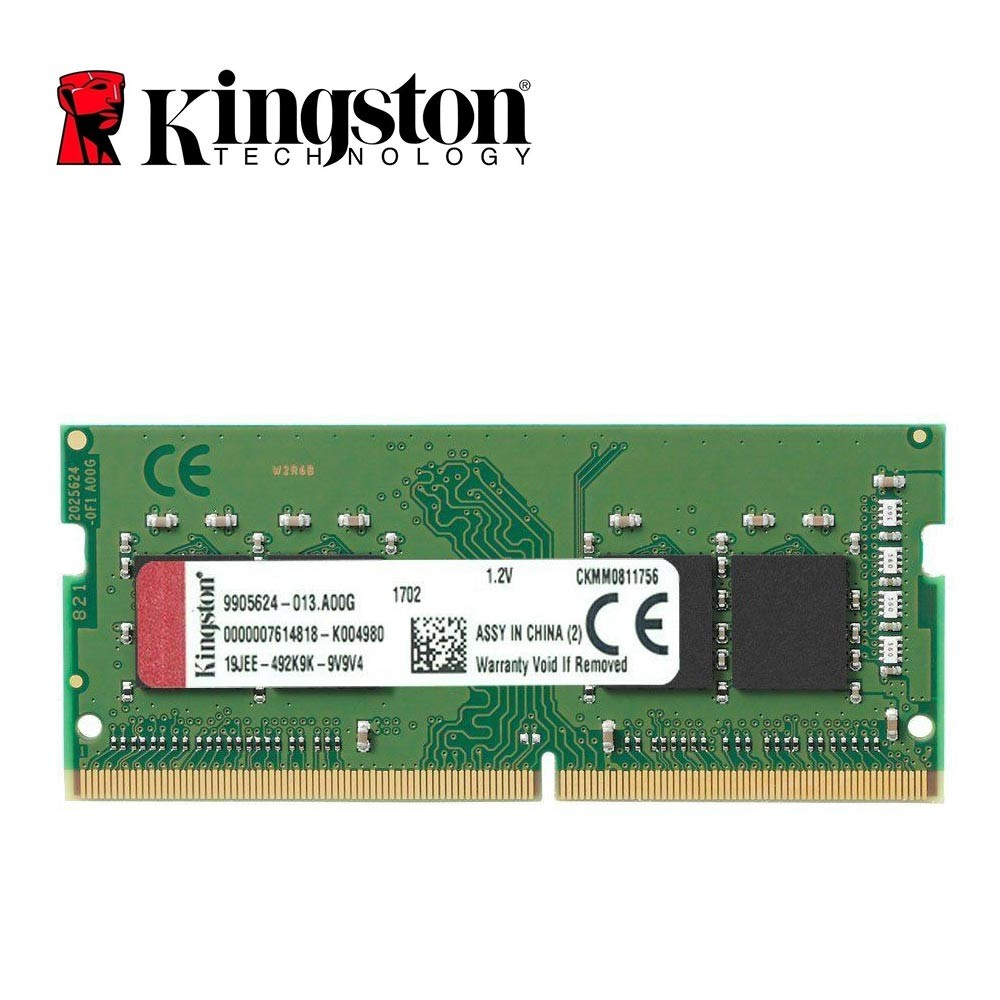 Bộ nhớ laptop DDR4 Kingston 4GB (2666)