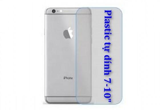 Miếng dán màn hình Plastic tự dính (7.1-10 '')