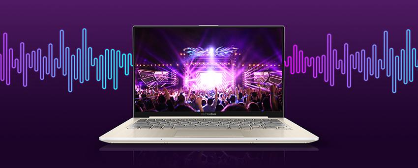 Máy tính xách tay/ Laptop Asus S330UA-EY053T (i3-8130U) (Vàng)