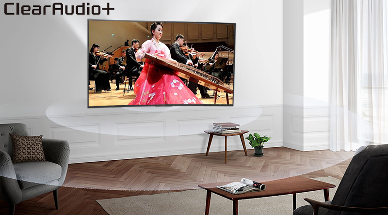 Android Tivi Sony 49 inch KDL-49W800F clear audio+
