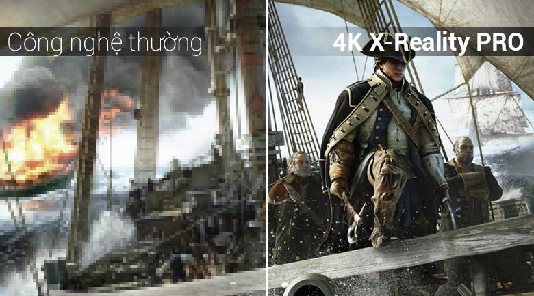 Android Tivi Sony KD-43X8500F pro