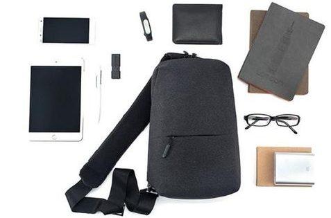 Balo Xiaomi Mi City (ZJB4069GL) (Xám đen)