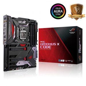 Bo mạch chính: Mainboard Asus Maximus X Code