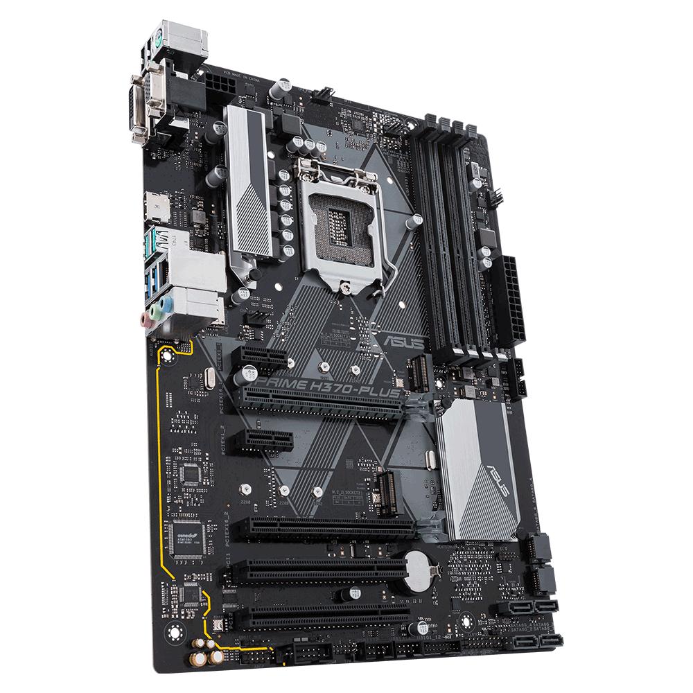 Bo mạch chính/ Mainboard Asus Prime H370-Plus