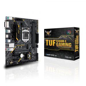 Bo mạch chính: Mainboard Asus TUF B360M-E Gaming