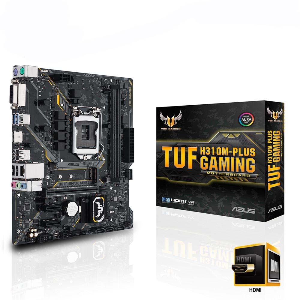 Bo mạch chính- Mainboard Asus TUF H310M-Plus Gaming5
