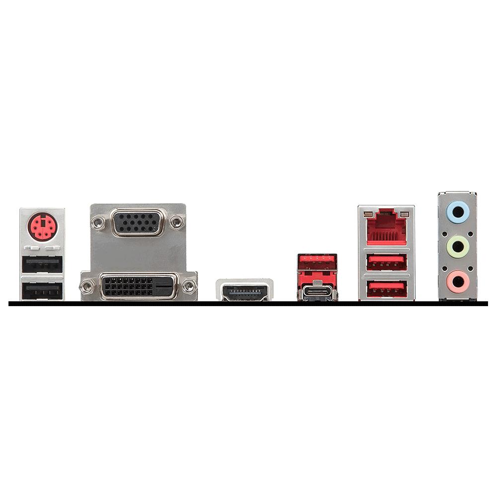 Bo mạch chính/ Mainboard Msi B360M Gaming Plus