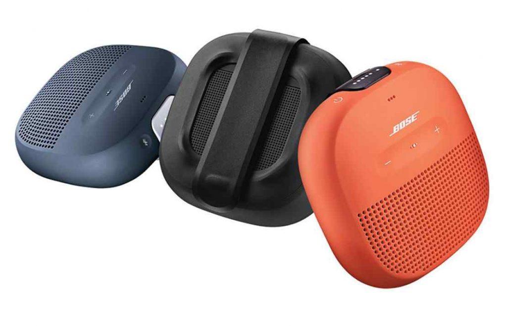 Loa Bose Soundlink Micro (Xanh đen)