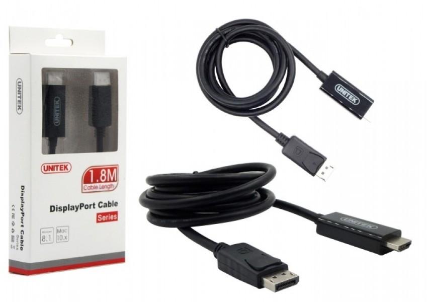 Cáp Displayport - HDMI Unitek