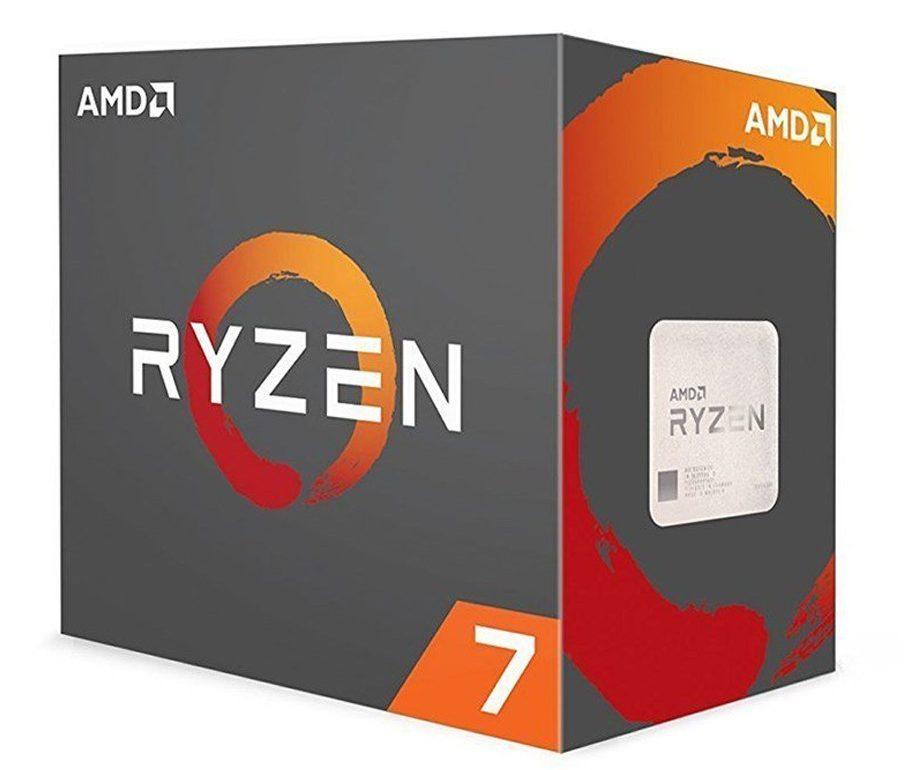 Bộ vi xử lý / CPU AMD Ryzen 7 2700 (3.2/4.1 GHz)