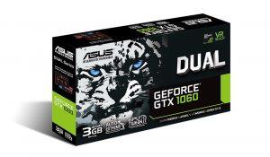 Card màn hình Asus Dual 3GB GTX1060-3G 4 1