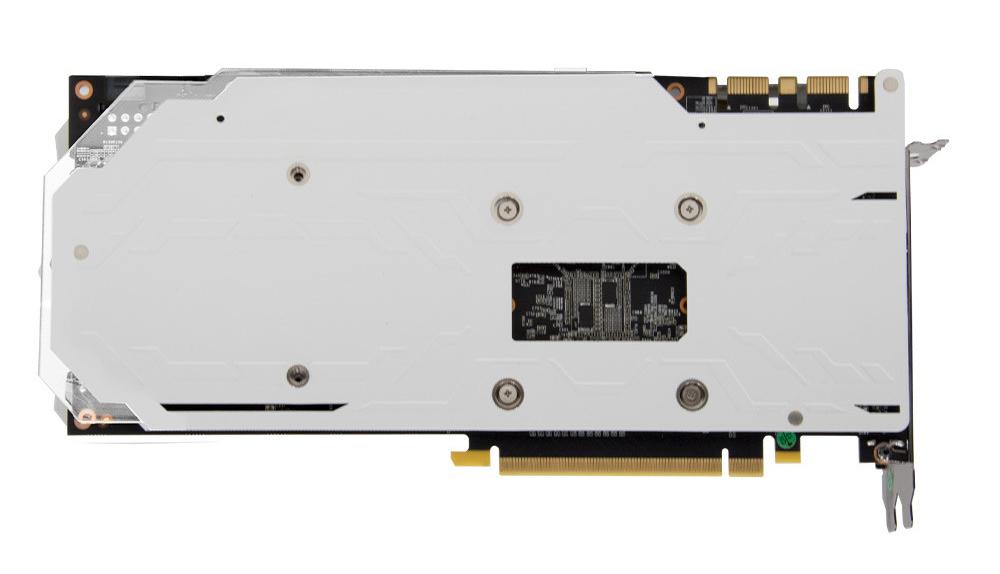 Card màn hình Galax 8GB GTX1070 Ti EX-SNPR (Trắng)