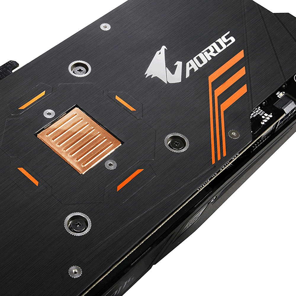 Card màn hình Gigabyte 6GB N1060AORUS-6GD