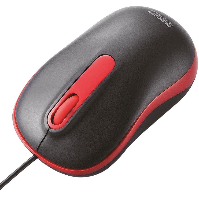 Chuột máy tính Elecom M-Y7URRD (ĐỎ)