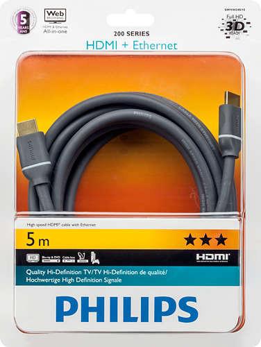 HDMI Philips SWV4434S 5m