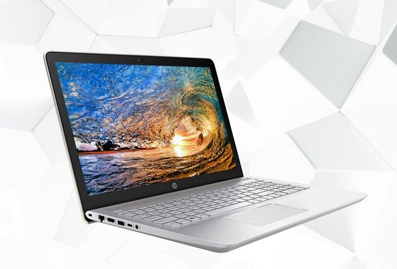 Máy tính xách tay/ Laptop HP Pavilion 15-cc107TU (3CH56PA) (Xám)