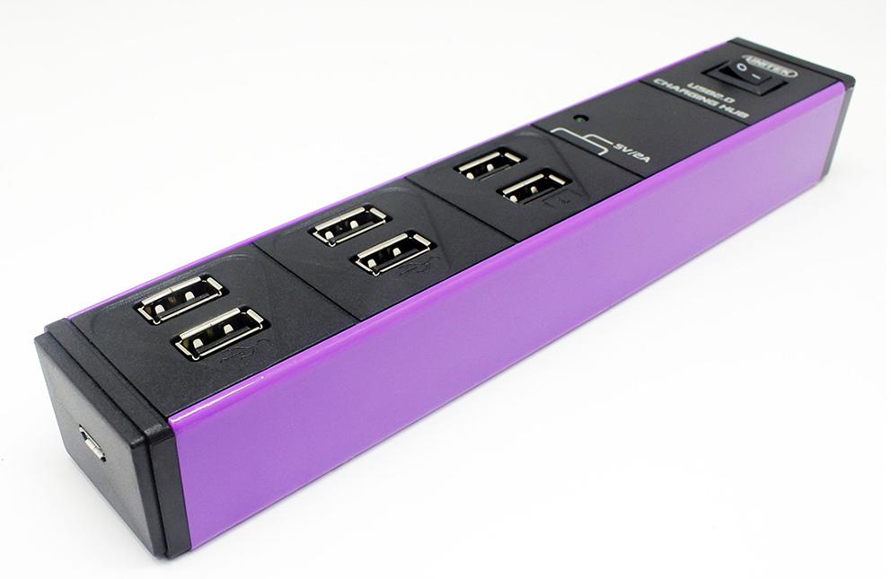 Bộ chia/ Hub USB 2.0 Unitek Y2152