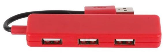 Hub USB Elecom U2H-SN4BRD