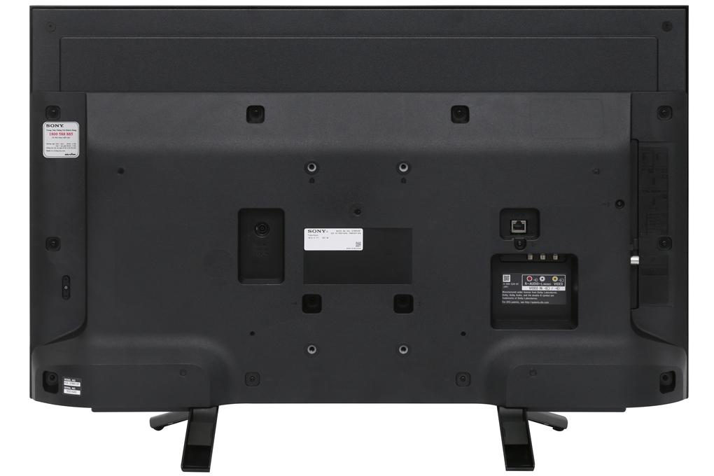Internet Tivi 32 inch Sony KDL-32W610F đằng sau