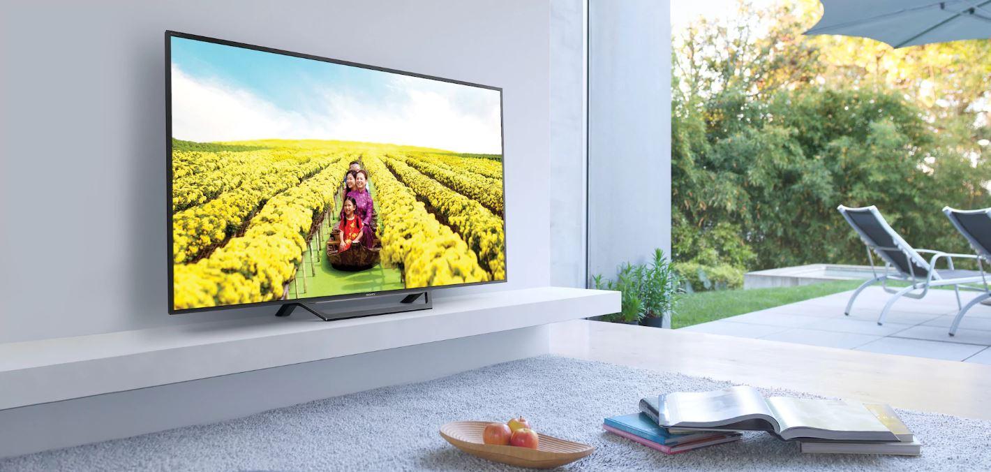 Internet Tivi Sony 48 inch KDL-48W650D phù hợp với mọi không gian