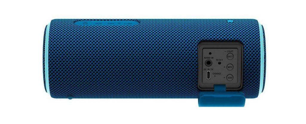 Loa Sony SRS-XB21/LC E (Xanh)