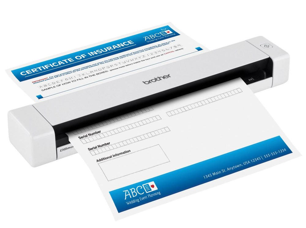 Máy Scanner Brother DS-620