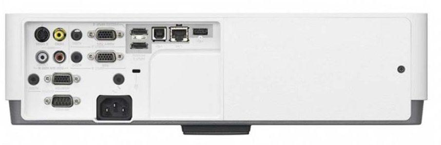 Máy chiếu Sony VPL-EX455 mặt sau 1