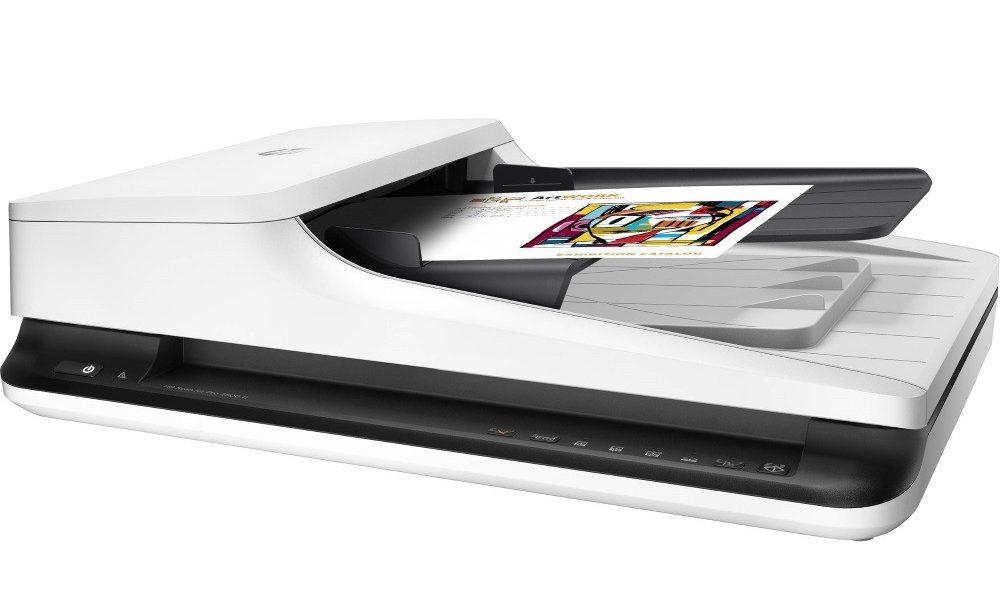 Máy quét/ Scanner HP 2500 (L2747A)