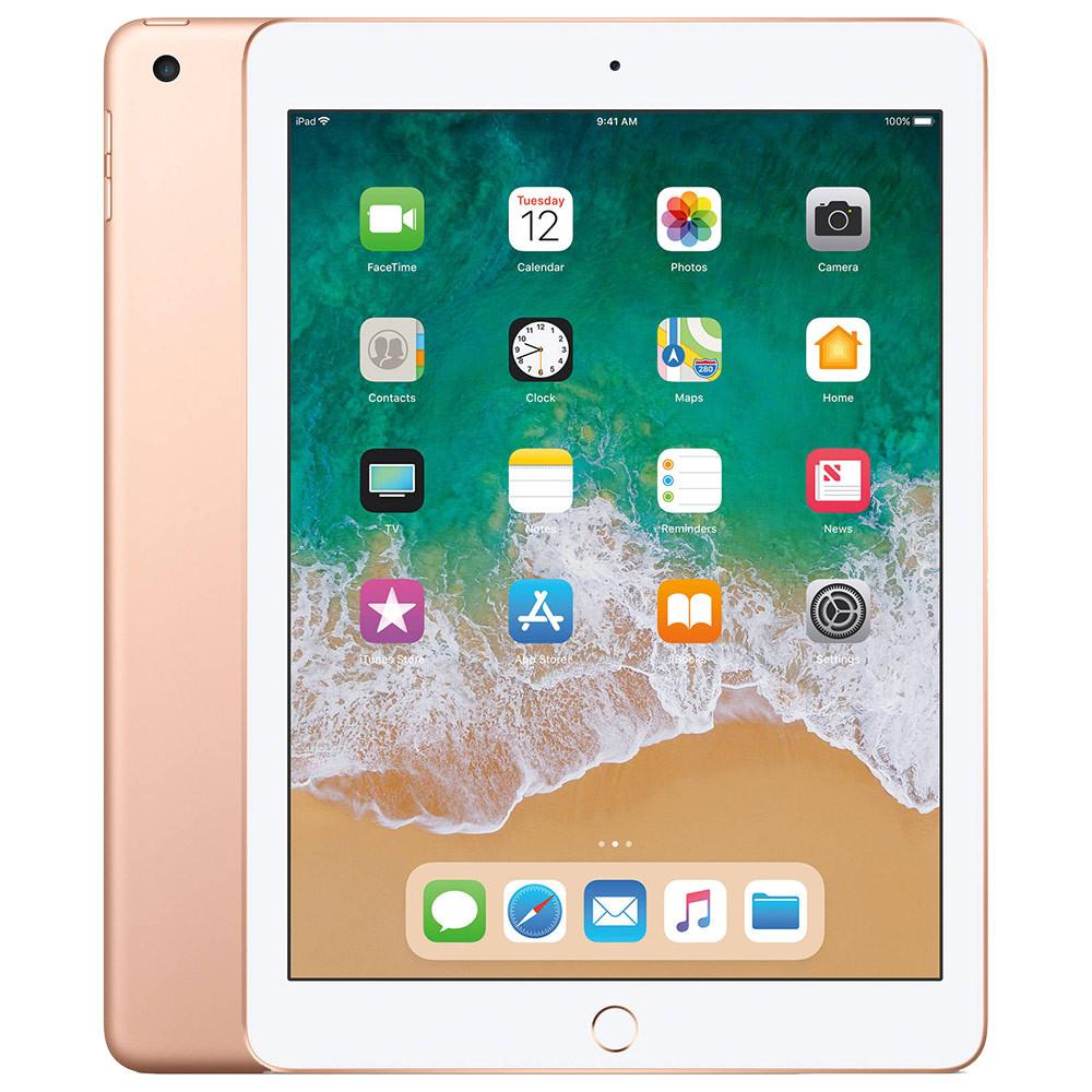 Máy tính bảng Apple iPad 2018 Wifi 32GB-MRJN2 (Gold)
