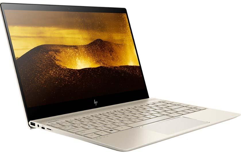 Máy tính xách tay- Laptop HP Envy 13-ad159TU (3MR74PA) (Vàng đồng) 1