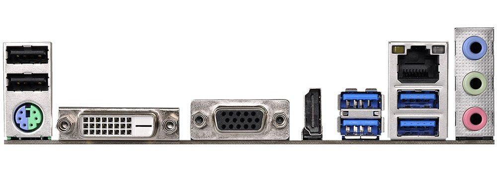 Bo mạch chính / Mainboard Asrock A320M-HDV
