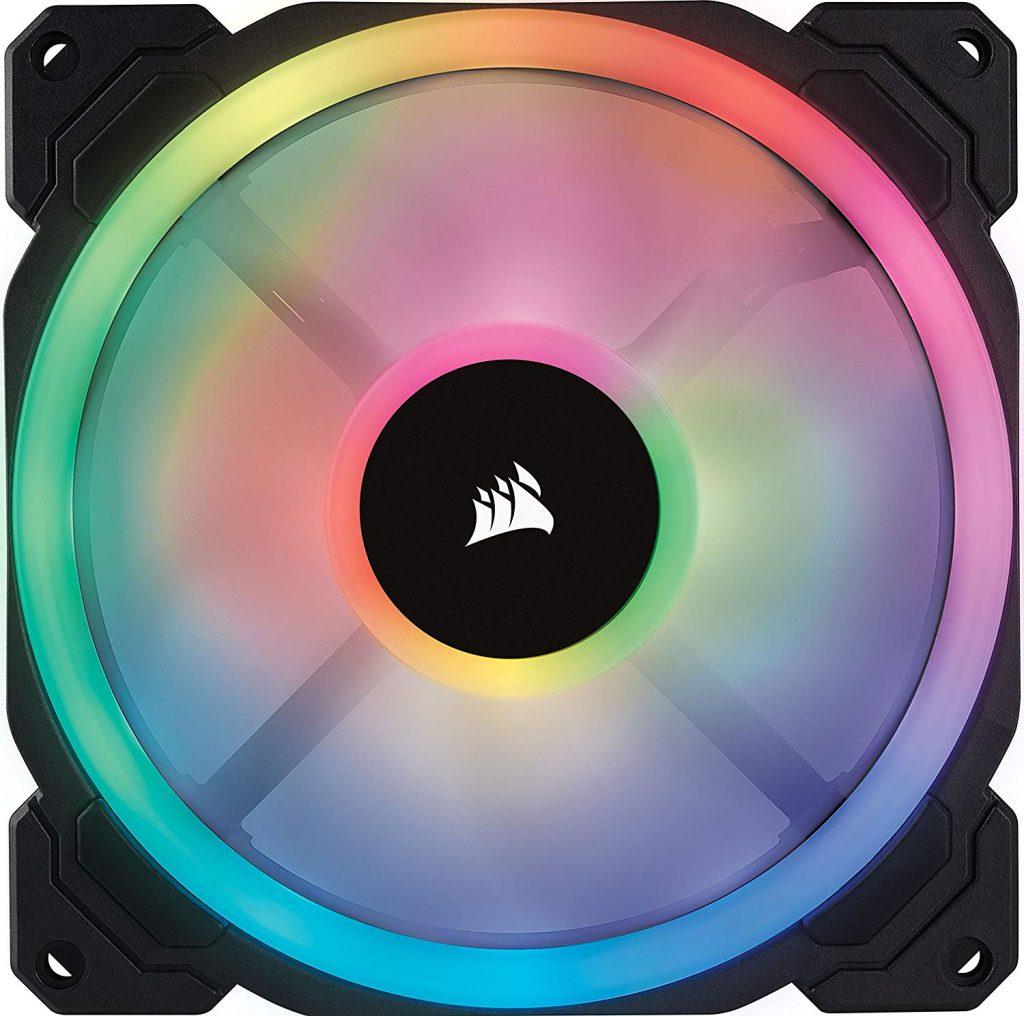 Quạt case Corsair LL140 RGB - 1 fan (CO-9050073-WW) 2