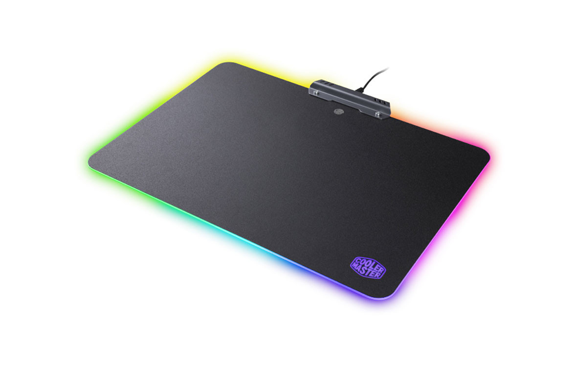 RGB Hard Mouse Pad