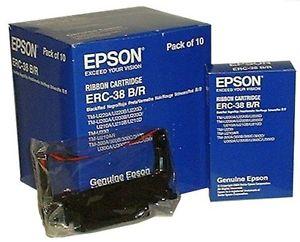 Ruy băng Epson ERC 38B/R