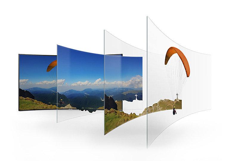 Smart Tivi Samsung 4K 49 inch UA49NU7300 sử dụng công nghệ hình ảnh tiên tiến nhất