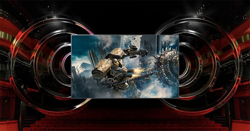 Smart Tivi 4K LG 65 inch 65UK6340PTF âm thanh 1