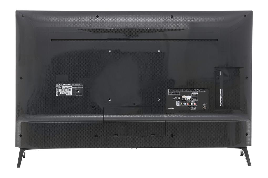 Smart Tivi LG 43 inch 43UJ750T đằng sau