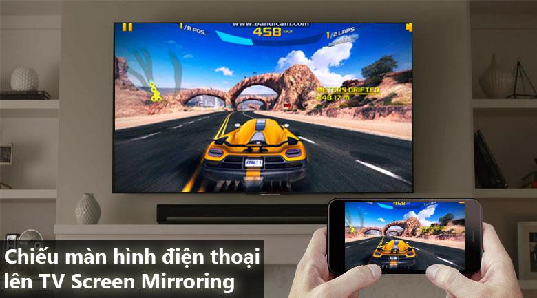 Smart Tivi LG 43 inch 43UJ750T screen mirroring