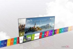 Smart Tivi LG 55 inch 55LJ550T WebOS 3.5
